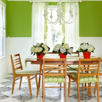 Think green...think spring